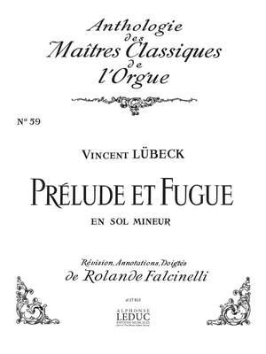 Lubeck: Prélude et Fugue in G minor
