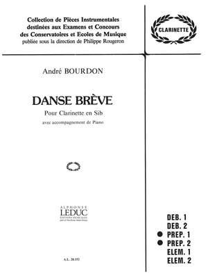 A. Bourdon: Danse Breve