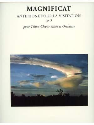 Jean-Louis Florentz: Jean-Louis Florentz: Magnificat Op.3