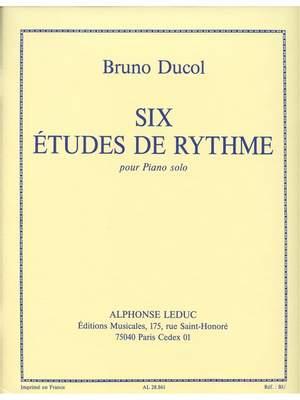 Ducol: 6 Etudes De Rythme