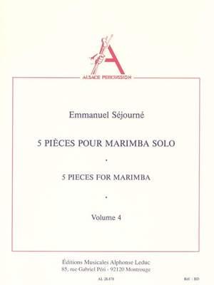 Sejourne: 5 Pieces