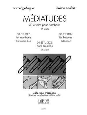 Marcel Galiegue: Mediatudes