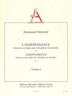 Sejourne: Independance