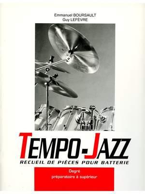 Emmanuel Boursault: Tempo-Jazz
