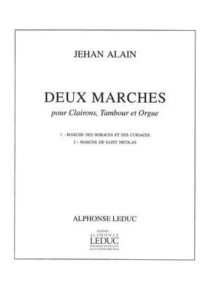 Jehan Alain: Jehan Ariste Alain: 2 Marches