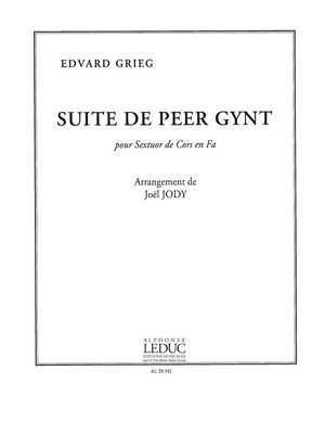 Edvard Grieg: Suite de 'Peer Gynt'