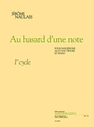 Jérôme Naulais: Au Hasard D'Une Note