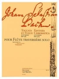 Toccata And Fugue BWV 565/Fantasia Chromatica