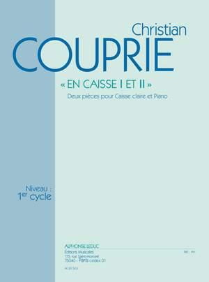 Couprie: En Caisse I Et Ii