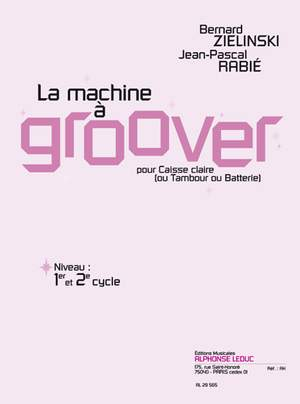 Zielinski-Rabie: Machine A Groover