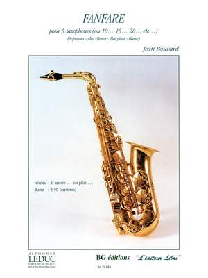 Bouvard: Fanfare Product Image