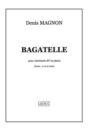 Magnon: Bagatelle