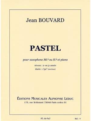 Bouvard: Pastel