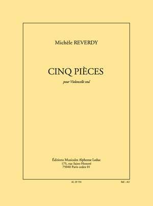 Reverdy: 5 Pieces