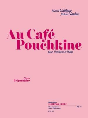 Galiegue: Au café pouchkine (prép. / 3e) (3'15'')