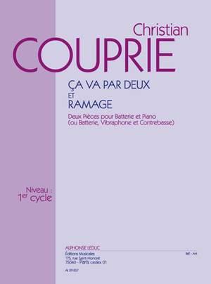 Couprie: Ça va par deux (et) ramage (cycle 1)