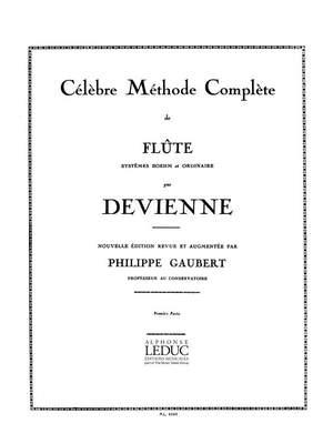 François Devienne: Methode complete Vol.1