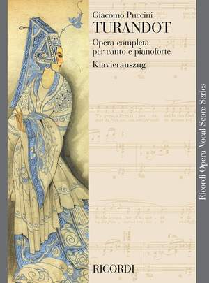 Puccini: Turandot (Italian & German text)