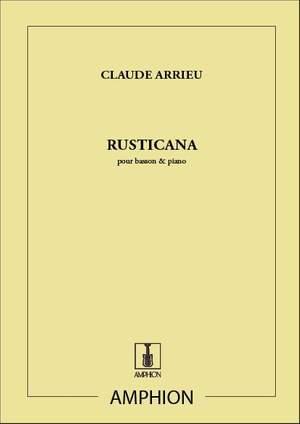 Arrieu: Rusticana