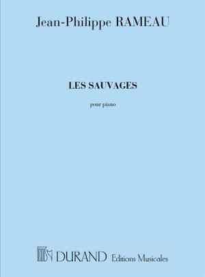 Rameau: Les Sauvages