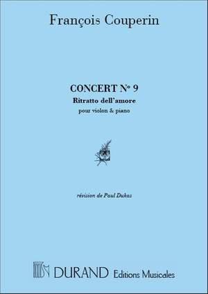 Couperin: Concert No.9 'Ritrato dell'Amore'