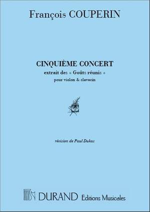 Couperin: Concert No.5