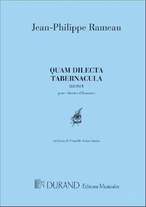 Rameau: Quam dilecta