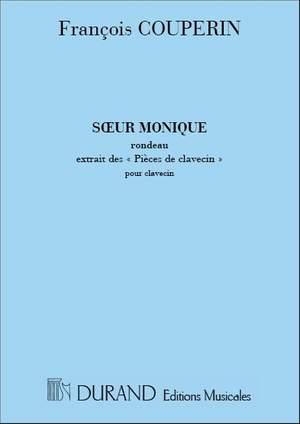 Couperin: Soeur Monique