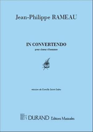 Rameau: In Convertendo
