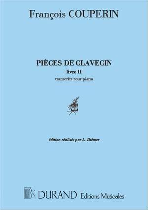 Couperin: Pièces de Clavecin Vol.2