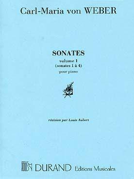 Weber: Sonatas
