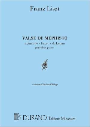 Liszt: Méphisto-Waltz