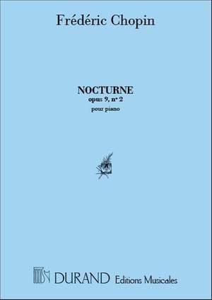 Chopin: Nocturne Op.9, No.2 in E flat major (rev. C.A.Debussy)