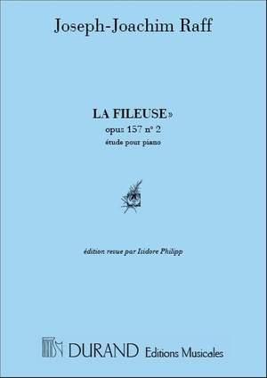 Raff: La Fileuse Op.157, No.2