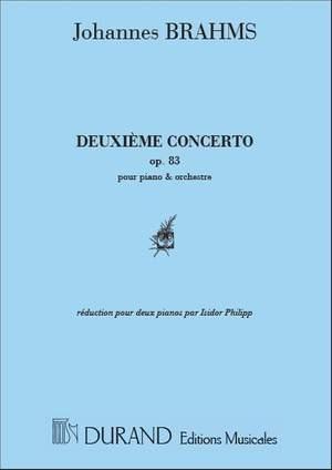 Brahms: Concerto No.2, Op.83 in B flat