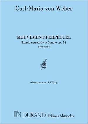 Weber: Mouvement perpétuel