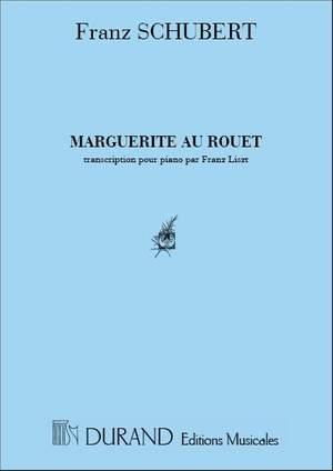 Schubert: Marguerite au Rouet (Durand)
