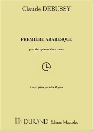 Debussy: Arabesque No.1