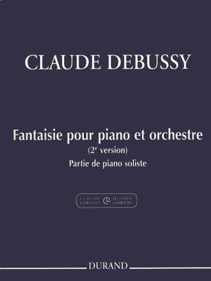 Debussy: Fantaisie (Crit.Ed.) Version 2