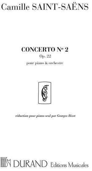 Saint-Saëns: Concerto No.2, Op.22 in G minor