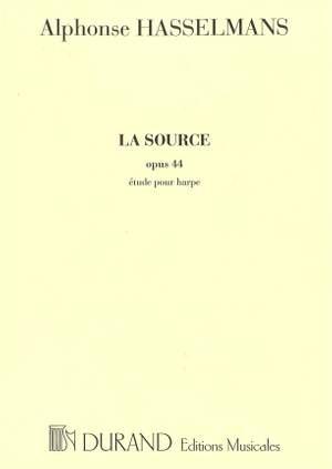 Hasselmans: La Source Op.44