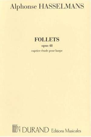 Hasselmans: Follets Op.48