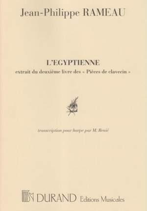Rameau: L'Egyptienne