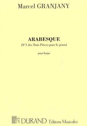Grandjany: Arabesque