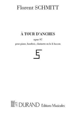 Schmitt: A Tour d'Anches Op.97