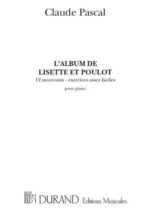 Pascal: L'Album de Lisette et Poulot