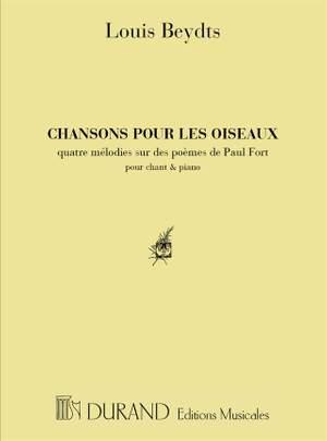 Beydts: Chansons pour les Oiseaux (high)