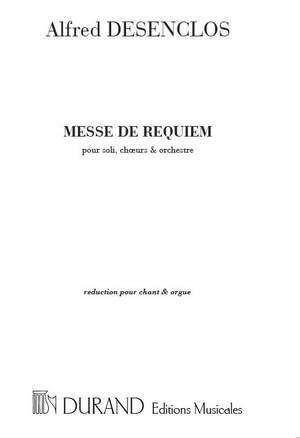 Désenclos: Messe de Requiem
