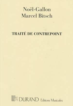 Bitsch: Traité de Contrepoint