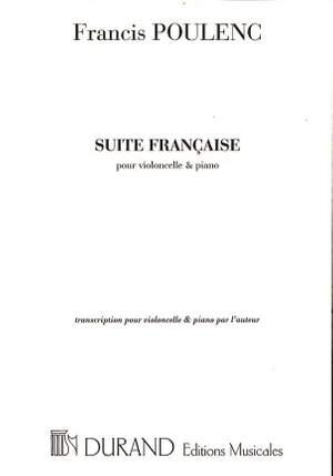 Poulenc: Suite française, d'après Claude Gervaise
